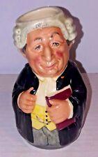 Royal Doulton Doultonville Mr Litigate The Lawyer D669 1983