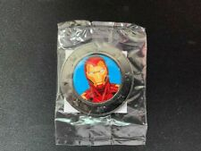 IRON MAN Sealed COIN from Wonder Ball MARVEL   AVENGERS GUARDIANS Of GALAXY COIN