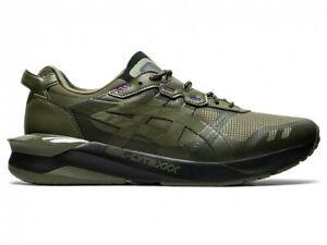 ASICS Men's Running Shoes GEL-LYTE XXX 1021A263 MANTLE GREEN/BLACK