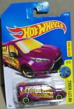 HOT WHEELS HW CITY WORKS SERIES FORD TRANSIT CONNECT #6/10 OR #143/365
