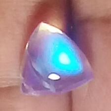 3.61CTS EXCELLENT  LUSTER BEAUTIFUL NATURAL RAIN BOW BLUE MOONSTONE CAB