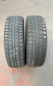 2X265/75 R16 116S COOPER DISCOVERER M+S SNOW GROOVE TECHNOLOGY TREAD 6mm+