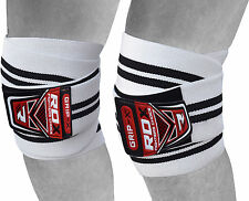 RDX Kniebandagen Bodybuilding Powerlifting Kraftsport Kniestütze Gewichtheben DE