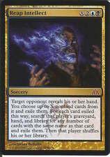 MTG Reap Intellect mythic Dragon's Maze Magic the Gathering trading card