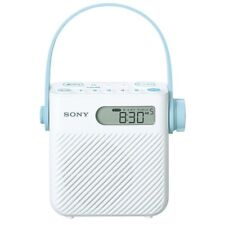 NEW SONY ICF-S80 FM/AM Shower Radio from JAPAN