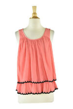 H&M Women Tops Blouses 4 Pink N/A