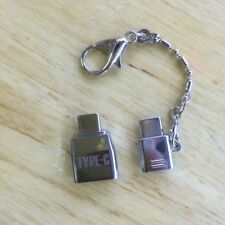 Adaptador USB-C OTG Convertidor Micro Tipo C USB 2.0 Hembra a USB 3.1 Macho SG