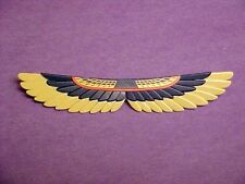 LEGO ONE BIRD WINGS PIECE blue gold beige minifigs accessories