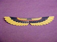 LEGO ONE BIRD WINGS PIECE blue gold beige minifigs accessories