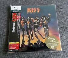 Kiss Destroyer JAPAN MINI LP SHM CD SEALED