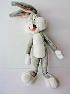 """VINTAGE 1994 BUGS BUNNY 21"""" POSEABLE PLUSH  APPLAUSE  MINT CONDITION"""