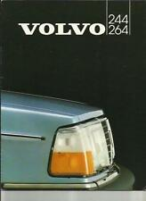 GL Paper 1982 Car Sales Brochures