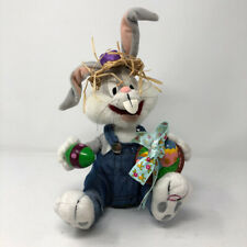 Gemmy Animated Farmer Easter Bugs Bunny Sings Looney Tunes See Video