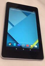 Asus Google Nexus 7, Android Tab., 8 GB. Wi-Fi, 7in, w/USB Attachment, Bundle