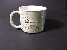 Eddie Bauer Christmas mug