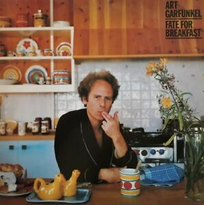 Art Garfunkel-Fate For Breakfast Vinyl LP.1979 CBS 86082.Bright Eyes+