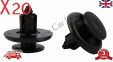 20x Toyota Corolla Yaris Camry Rivet Trim Clip Wheel Arch Lining Splashguard