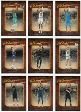 2018-19 Hoops ARCeologists 15 Cards Complete Set Stephen Curry Donovan Mitchell