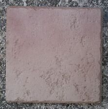 1 scatola di pavimento antigelivo gres 15x15 rosa