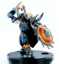 BEREN EMBERSBANE World of Warcraft WOW Miniatures Game Spoils of War x3 card