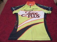 "Bicycle Jersey  ""Juice Plus""  Hincapie Brand   Mint Condition"