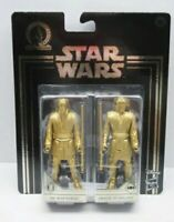 Star Wars Commemorative Edition Gold Saga Obi-Wan Kenobi & Anakin Skywalker