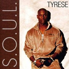 Tyrese - S.O.U.L. [New CD]