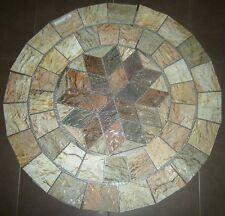 Rosone gres papalla diametro 88 cm spessore 15 mm
