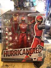 S.H. Figuarts Hurricane Red POWER RANGERS NINJA STORM Action Figure Bandai