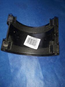 OSMA Roundline 0T005B -112mm Gutter Jointing Bracket/Coupler Black