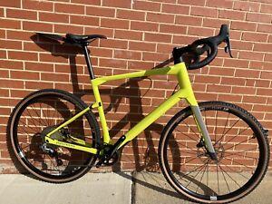 BMC URS 01 gravel bike XL