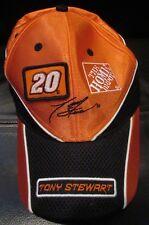 NASCAR Tony Stewart #20 Home Depot Hat By Chase EUC