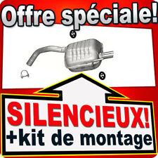 Silencieux Arriere ALFA ROMEO 147 1.9 JTD 2000-2008 échappement 340