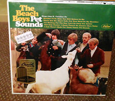 THE BEACH BOYS PET SOUNDS 180 GRAM VINYL LP  CAPITOL AUDIOPHILE