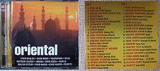 C21- ORIENTAL - 2 CD