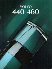 Volvo 440 & 460 1993-94 UK Market Sales Brochure 1.6i Li Si SE GLT Turbo CD