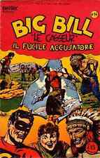 BIG BILL-''LE CASSEUR''-ED.DE LEO-ORIGINALE-NUMERO 14