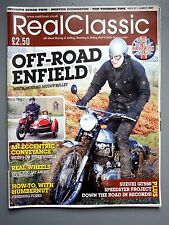 R&L Mag: Real Classic March 2008 BSA Rocket Sidecar/Enfield Bullet Trail