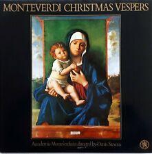 Monteverdi Christmas Vespers, Janacek Slavonic Mass and 3 others - 7 vinyl LPs
