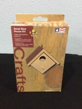 Small Bird House Kit Boy Scouts Of America