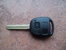JAP IMPORT TOYOTA ESTIMA, AERAS 2000-2005 2 Button Remote Immobilizer KEY