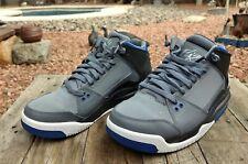 9e04f59979d3 Style  Basketball Shoes. Men s Size 8.5 Nike Jordan Flight Origin 599593  Blue Grey Black Excellent Cond.