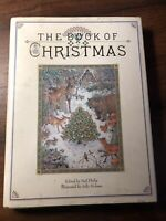 Philip, Neil & Sally Holmes THE BOOK OF CHRISTMAS  1st Edition 1st Printing