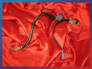 BMW E60 5 series IBS NEGATIVE BATTERY CABLE MINUS POLE ELECTRICAL WIRE 6970680