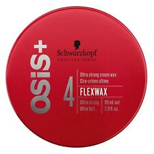 Schwarzkopf OSiS+ FLEXWAX Ultra Strong Cream Wax kreative look 85ml
