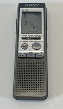 Sony ICD-P520 (256 MB, 130 Hours) Handheld Digital Voice Recorder Powers On