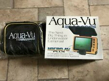 AQUA-VU MICRO AV PLUS UNDERWATER CAMERA