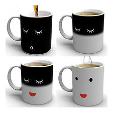 Heat Changing Mug Morning Color Cup Coffee Sensitive Magic Tea Hot Reactive