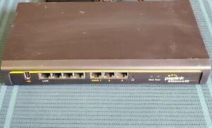 PepLink Balance 30 BPL-031 load balancing router 3Wan+USB + 4 LAN