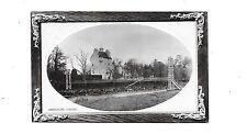 ABERGELDIE Castle Early RP Aberdeenshire Postcard